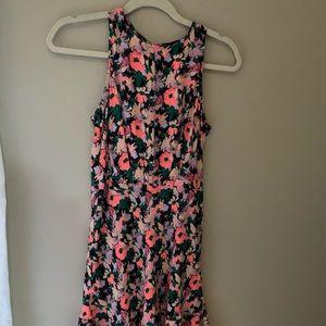 J. Crew Mercantile Floral Dress